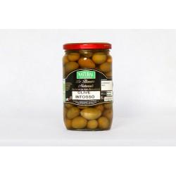 Olive Intosso Biologiche - Natural