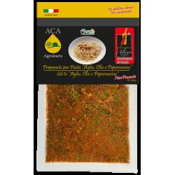 Condimento aglio e olio e peperoncino dolce - ACA Srl