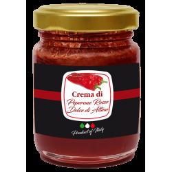 Crema di peperone rosso - ACA Srl