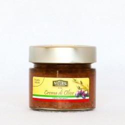 Crema di Olive Nere - Natural