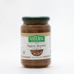 Fagioli Borlotti Lamon - Natural