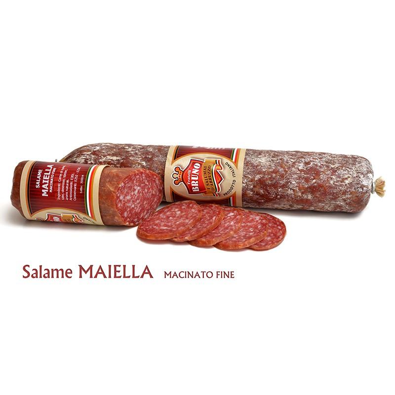 Salame abruzzese Maiella (sottovuoto)