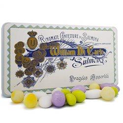 Confetti Dragees allo zucchero assortiti - Confetti William Di Carlo