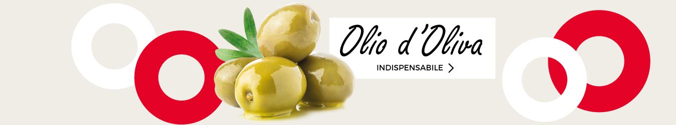Olio d'Oliva per tutti i gusti!